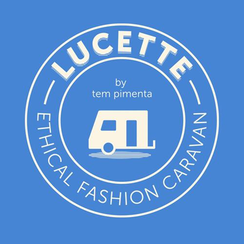 logo de la caravane éthique Lucette