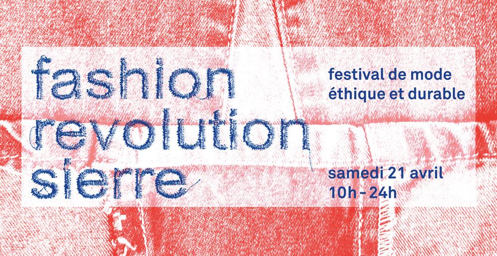 affiche fashion revolution sierre 2018